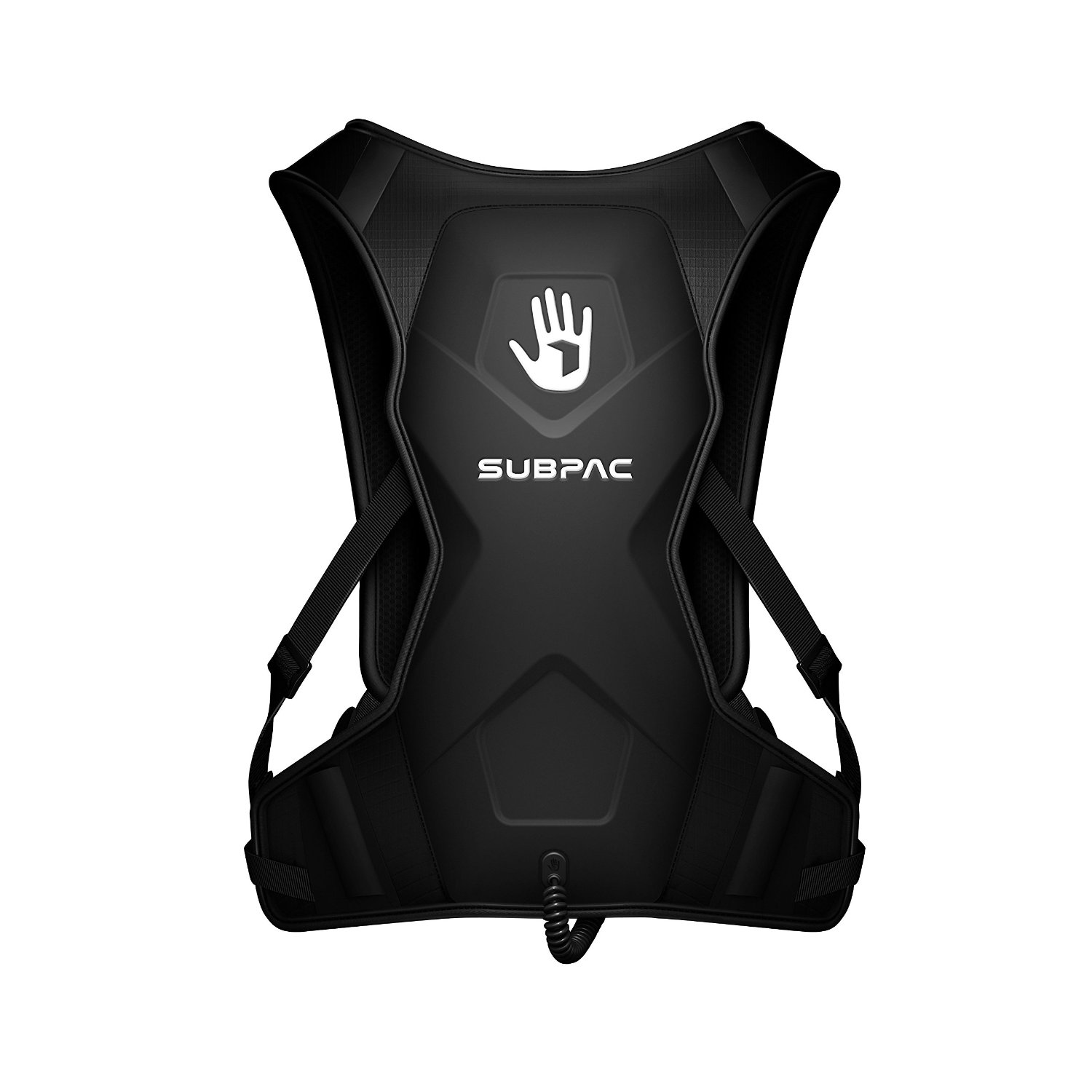 The wireless wearable subwoofer SubPac M2