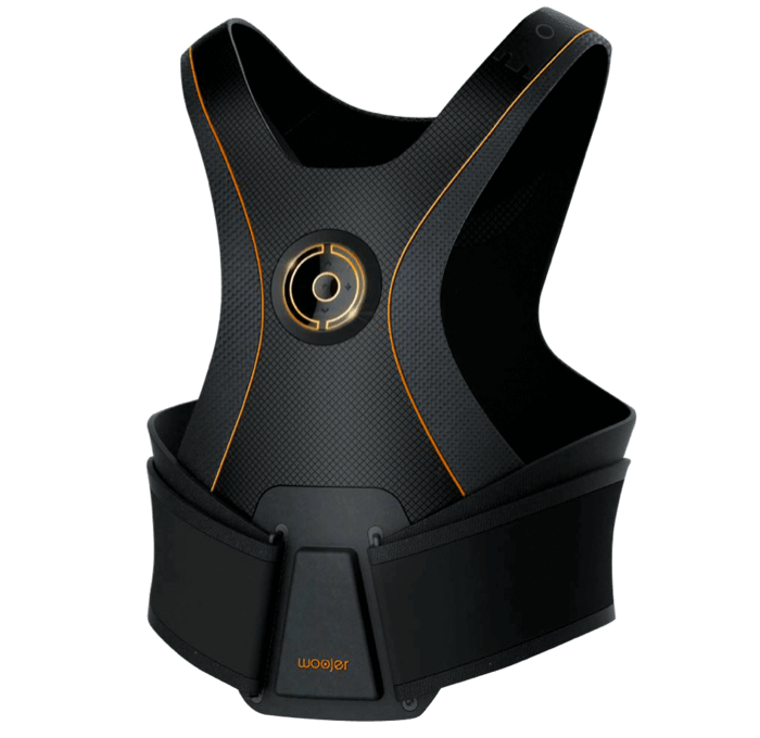 Woojer Vest for VR experiences